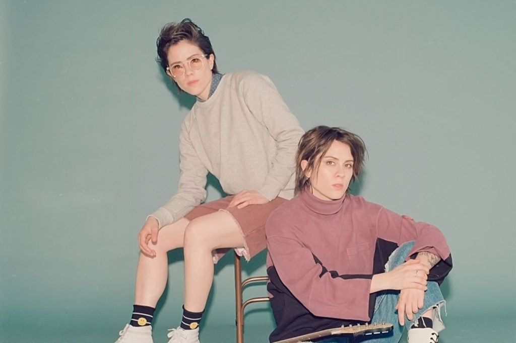 "Nieuwe single Tegan and Sara – ""I'll Be Back Someday"""