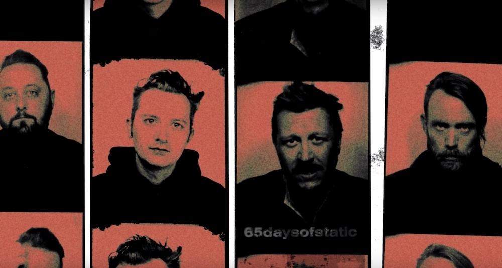 "Nieuwe single 65daysofstatic – ""five waves"""