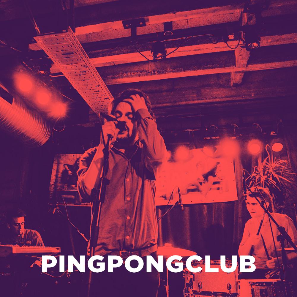 Interview PINGPONGCLUB: 'Flip Kowlier mag mij altijd bellen'