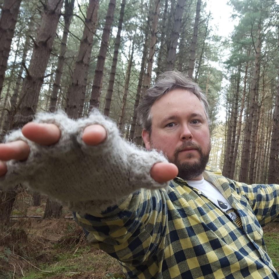 "Nieuwe single Richard Dawson – ""Jogging"""