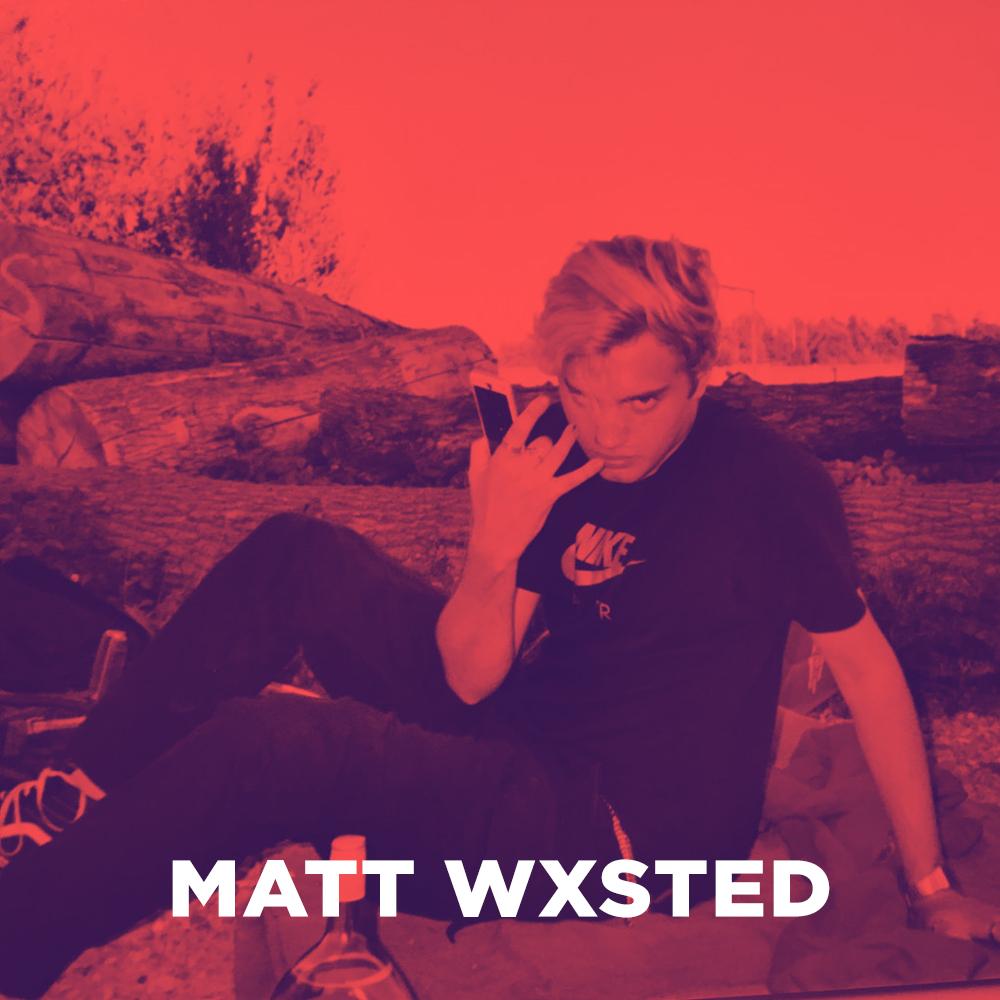 Interview Matt Wxsted: 'Na een tijd realiseerde ik me dat er eigenlijk nog veel onuitgesproken bleef'