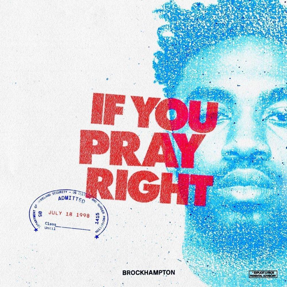 "Nieuwe single Brockhampton – ""IF YOU PRAY RIGHT"""