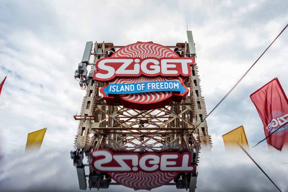Sziget 2019: Festivaldag 1 met oa. Ed Sheeran, Frank Turner en Of Mice & Men