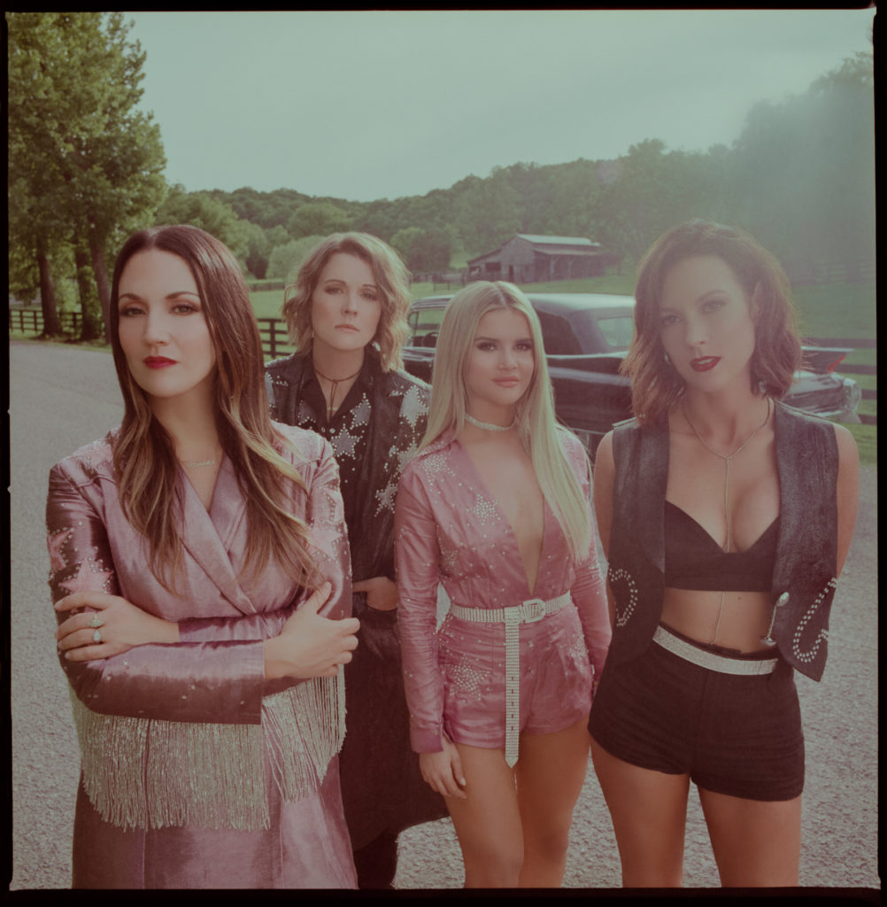 "Nieuwe single The Highwomen – ""Highwomen"""