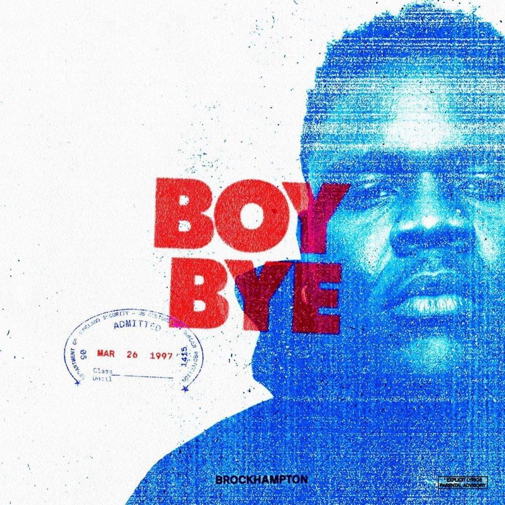 """Nieuwe single BROCKHAMPTON – """"BOY BYE"""""""
