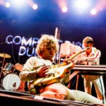 "Nieuwe single Compact Disk Dummies ft. Tom Barman - ""Satellites"""