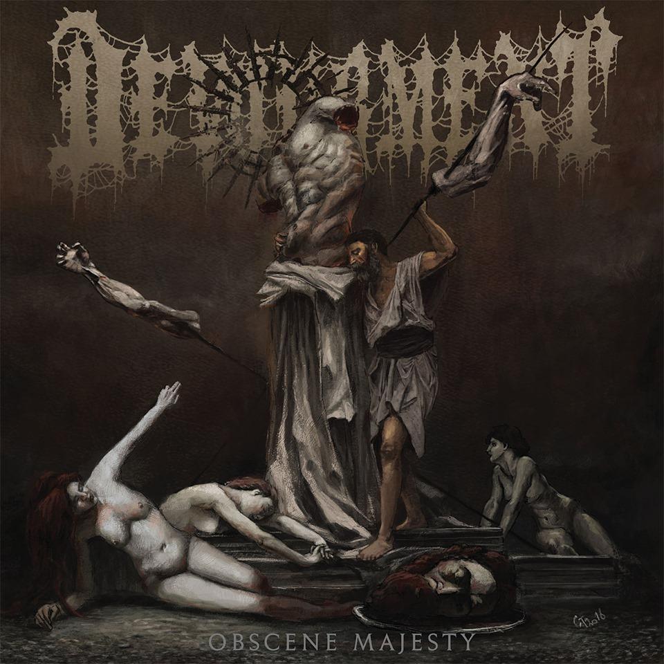 Devourment – Obscene Majesty (★★★): Extreme brutaliteit