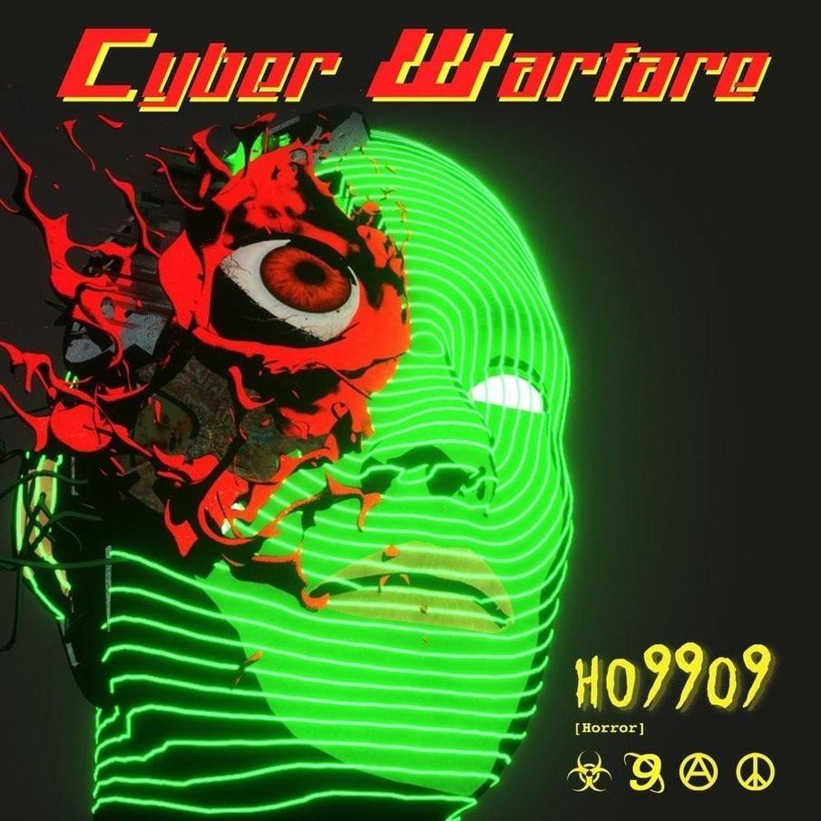 Ho99o9 – Cyber Warfare (★★★½): Extreme veelzijdigheid die donker blijft