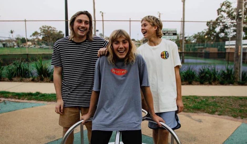 "Nieuwe single Surf Trash – ""Friends"""