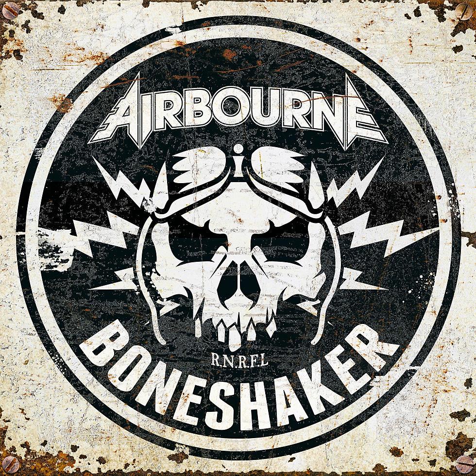 "Nieuwe single Airbourne – ""Boneshaker"""