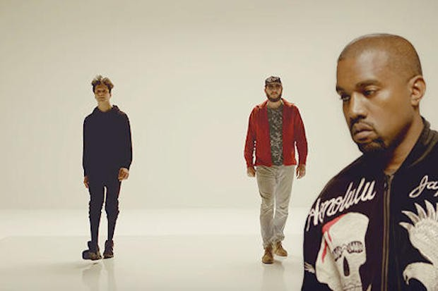 "Nieuwe single Francis and the Lights ft. Kanye West & Bon Iver – ""Take Me to the Light"""
