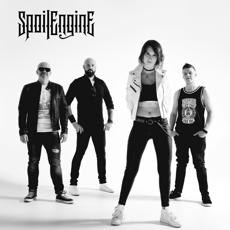 """Nieuwe single Spoil Engine – """"R!OT"""""""