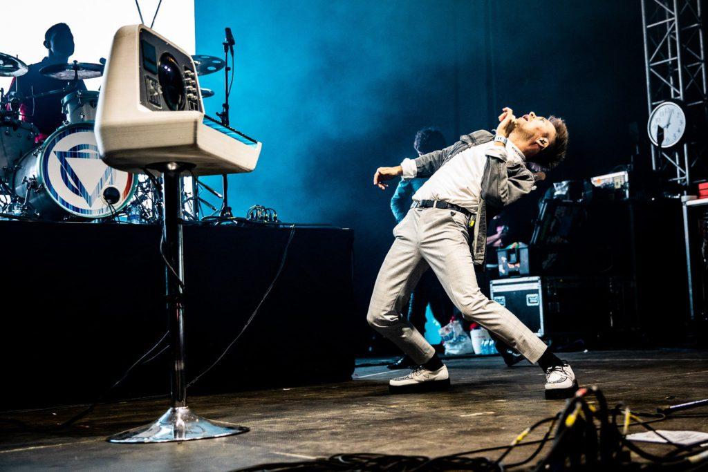 Crammerock 2019 (Festivaldag 2): Na regen komt… goede muziek