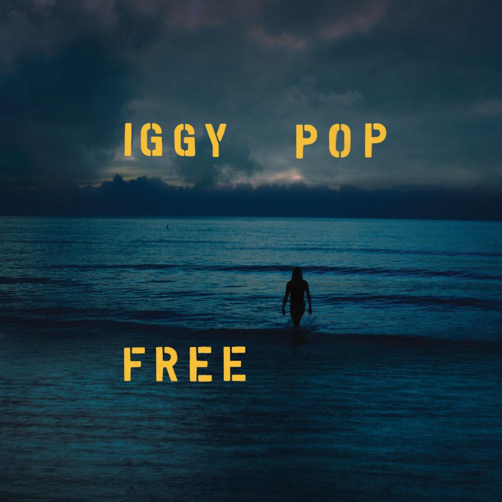 Iggy Pop – Free (★★★★): Wonderlijke uithaal van levenskrachtige Iggy Pop