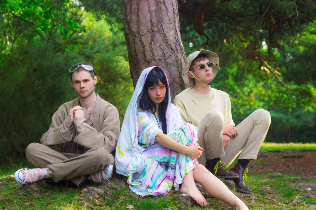 "Nieuwe single Kero Kero Bonito – ""When the Fires Come"""