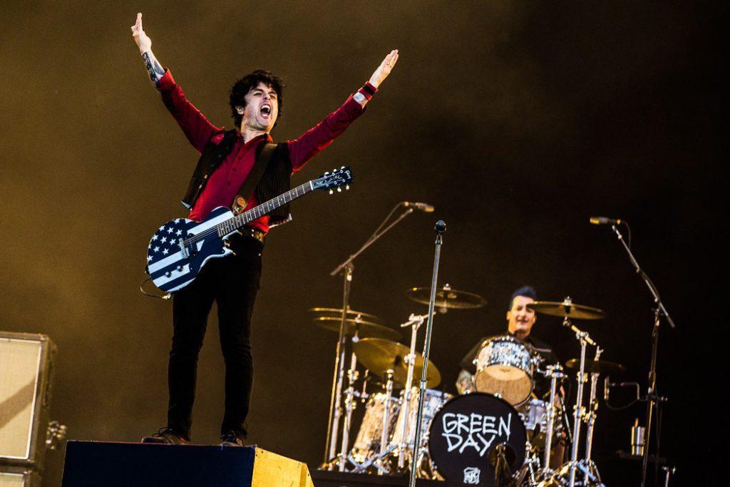 Green Day, Fall Out Boy & Weezer komen samen naar Sportpaleis en brengen elk nieuwe single uit