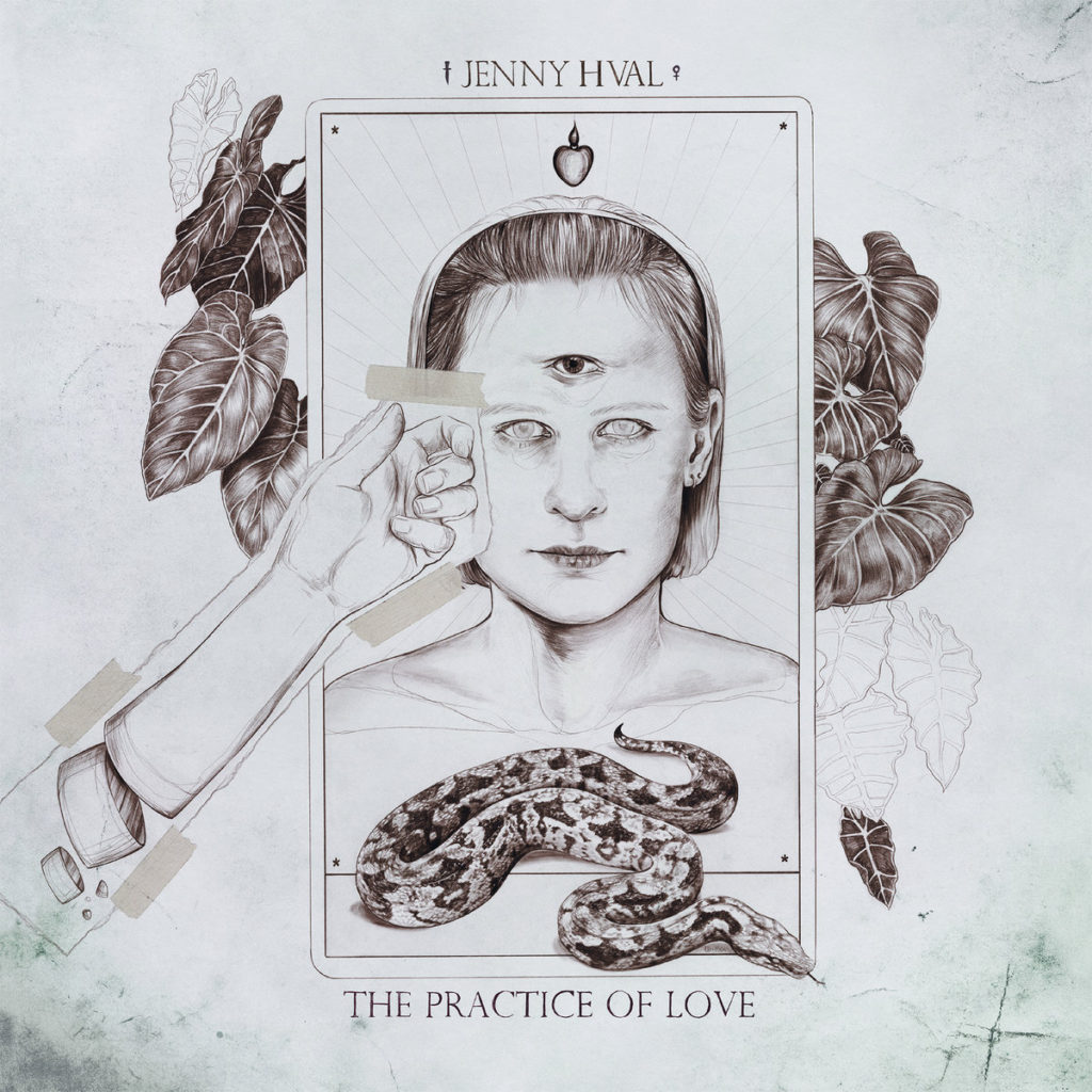 Jenny Hval – The Practice of Love (★★★½): Woelige kunst