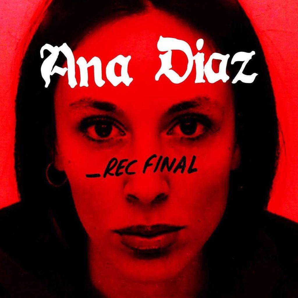 Ana Diaz – Rec_Final (★★★★): Zwoele coolness uit Brussel
