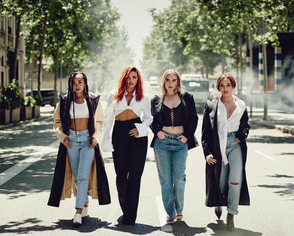Little Mix @ Sportpaleis: Krachtig statement van vier powervrouwen