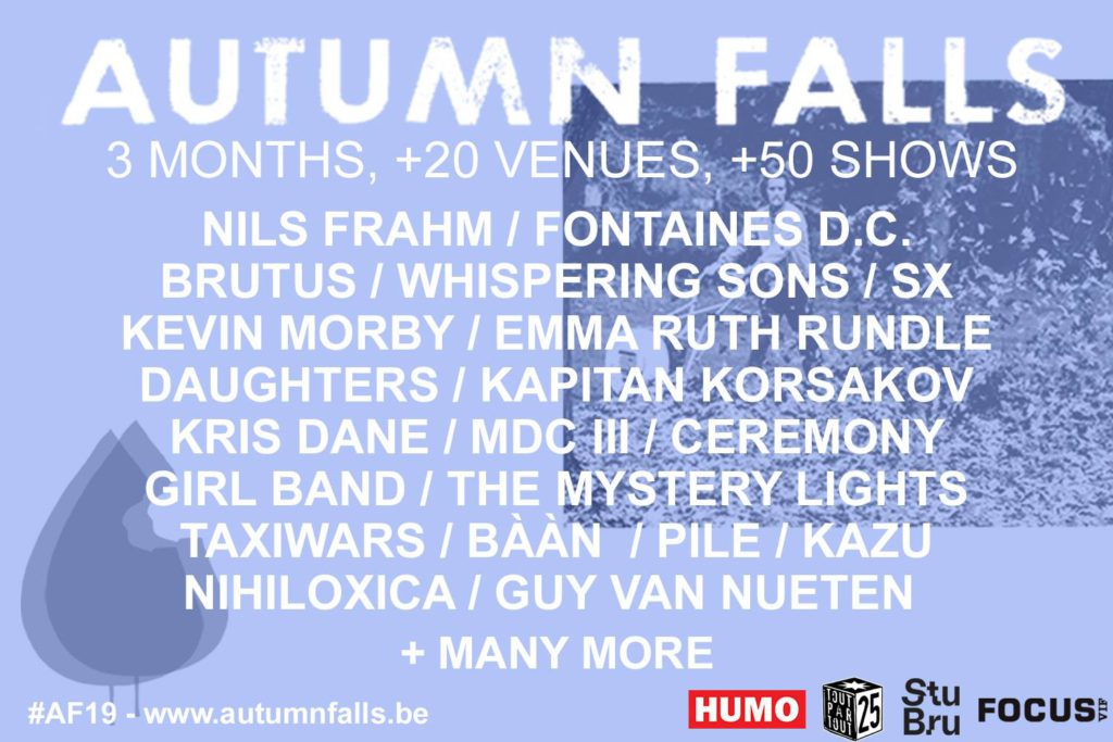 Tien tips voor Autumn Falls 2019 + Tickets te winnen
