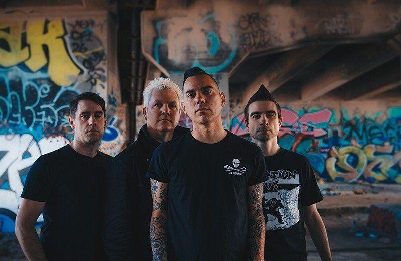 "Nieuwe single Anti-Flag – ""Christian Nationalist"""