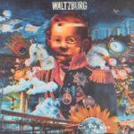 Waltzburg - Cut The Wire (★★½): Opvrolijkende indie met groeimarge