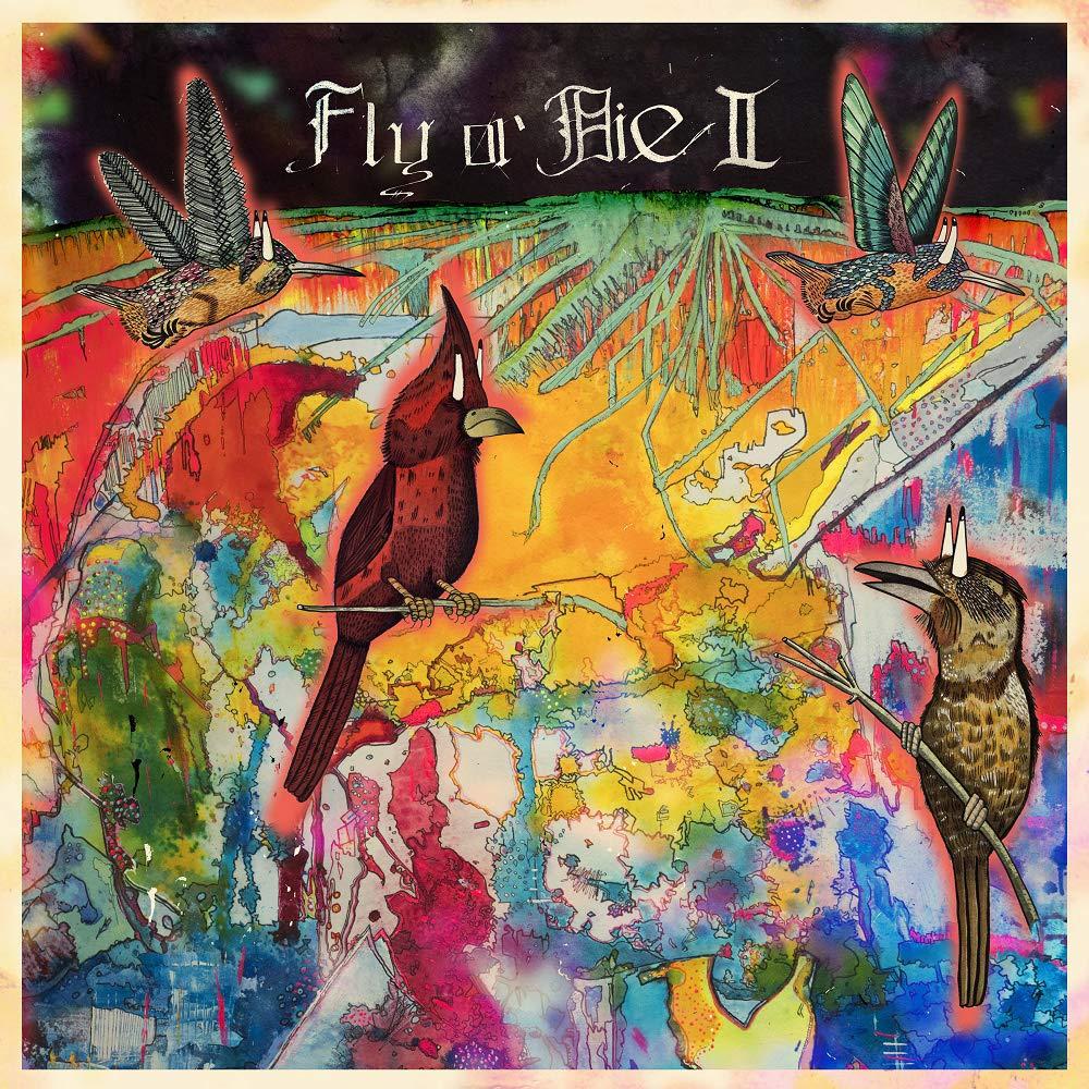 Jaimie Branch – FLY or DIE II: bird dogs of paradise (★★★★): Ruimschoots bezielde jazzsensatie levert spetterende muzikale vonken en vuur