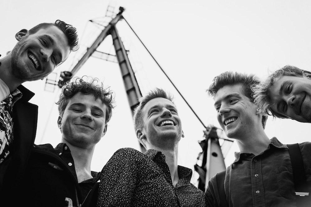 "Première: Nieuwe single JARVIN – ""Sundrops"""