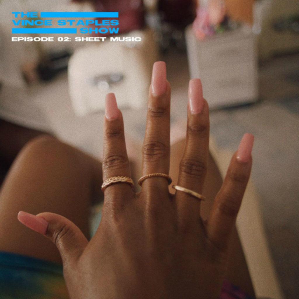 "Nieuwe single Vince Staples – ""Sheet Music – Episode 02"""