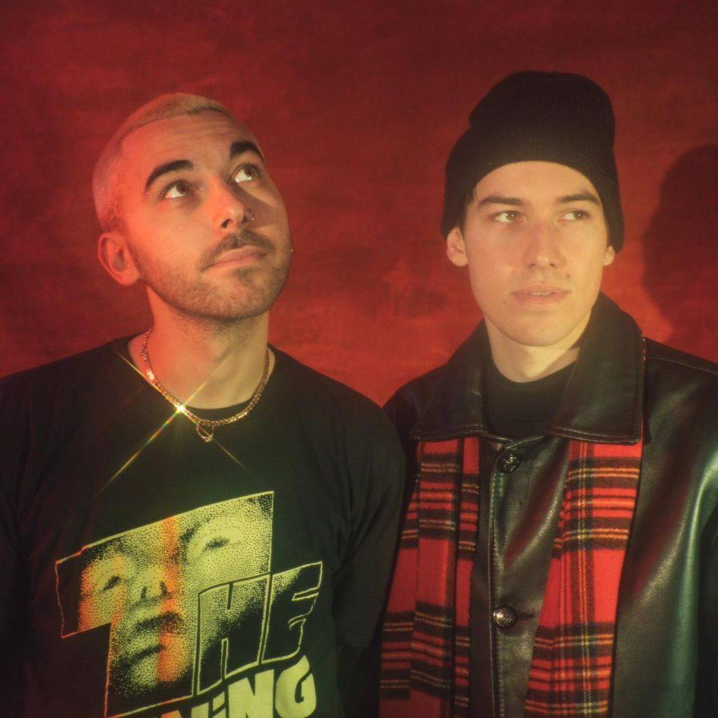 "Nieuwe single Bad Sounds – ""Sympathetic Vibrations"""