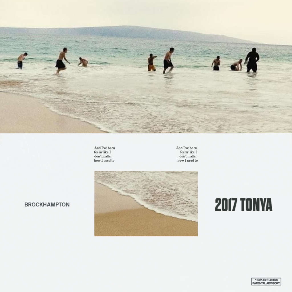 """Nieuwe single BROCKHAMPTON – """"Tonya"""""""