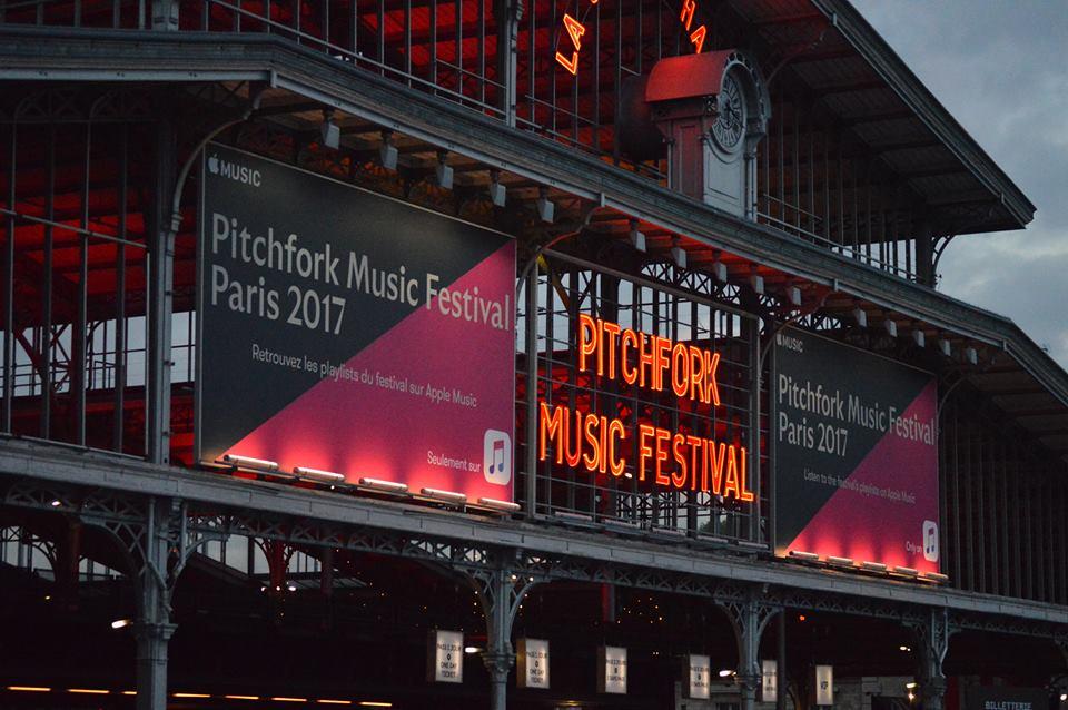 Herfsthoogmis der alternatieve muziek op Pitchfork Music Festival Paris 2017