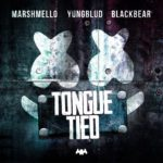 "Nieuwe single Marshmello, Yungblud & blackbear - ""Tongue Tied"""