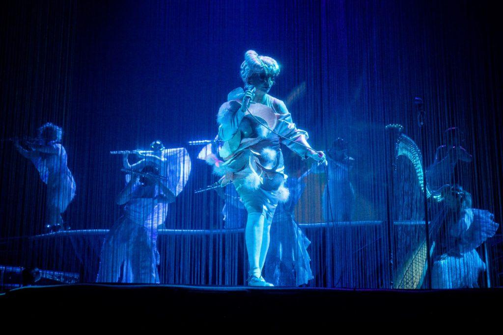 Björk @ Vorst Nationaal: Planeet Björk