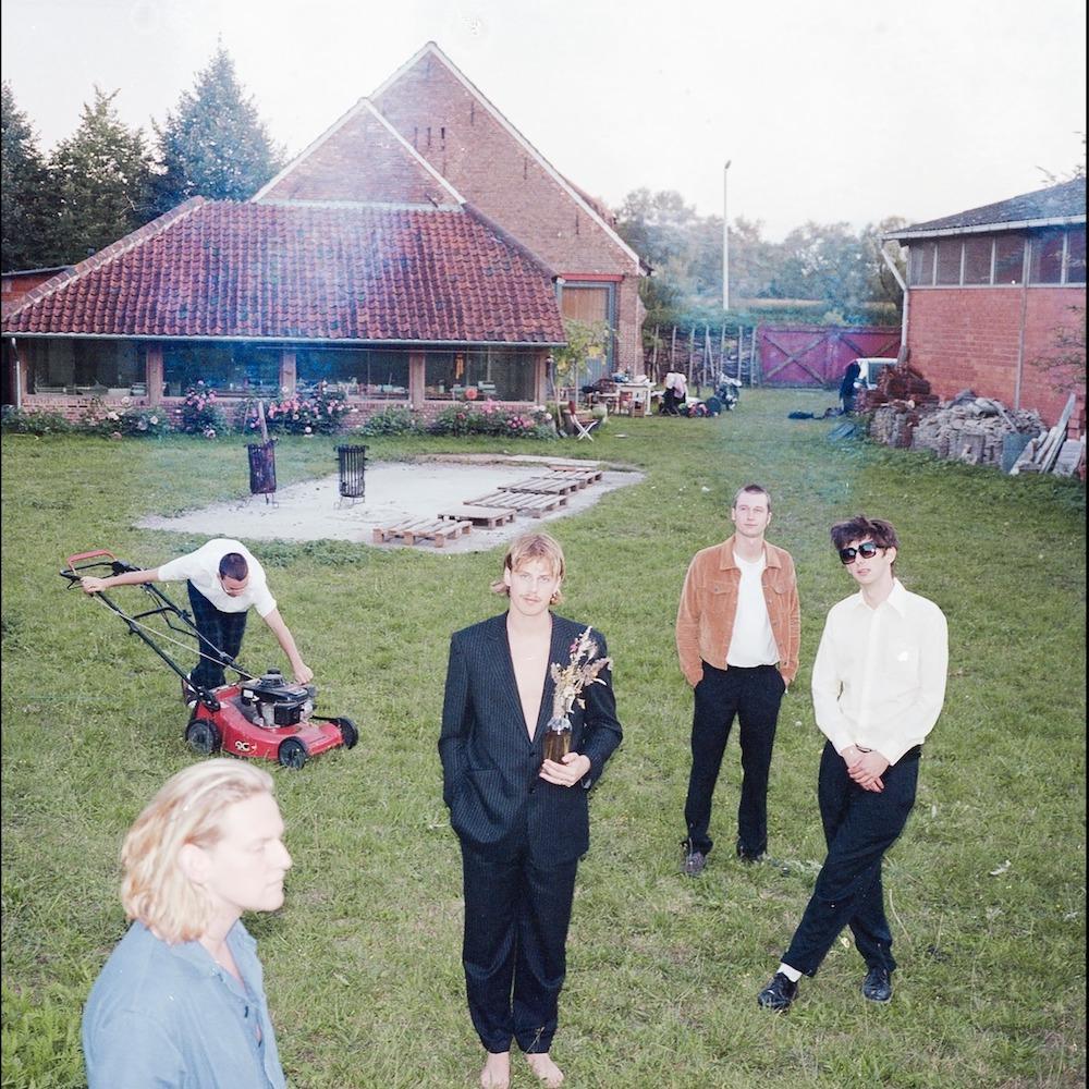 "Nieuwe single Danny Blue & The Old Socks – ""Boys"""