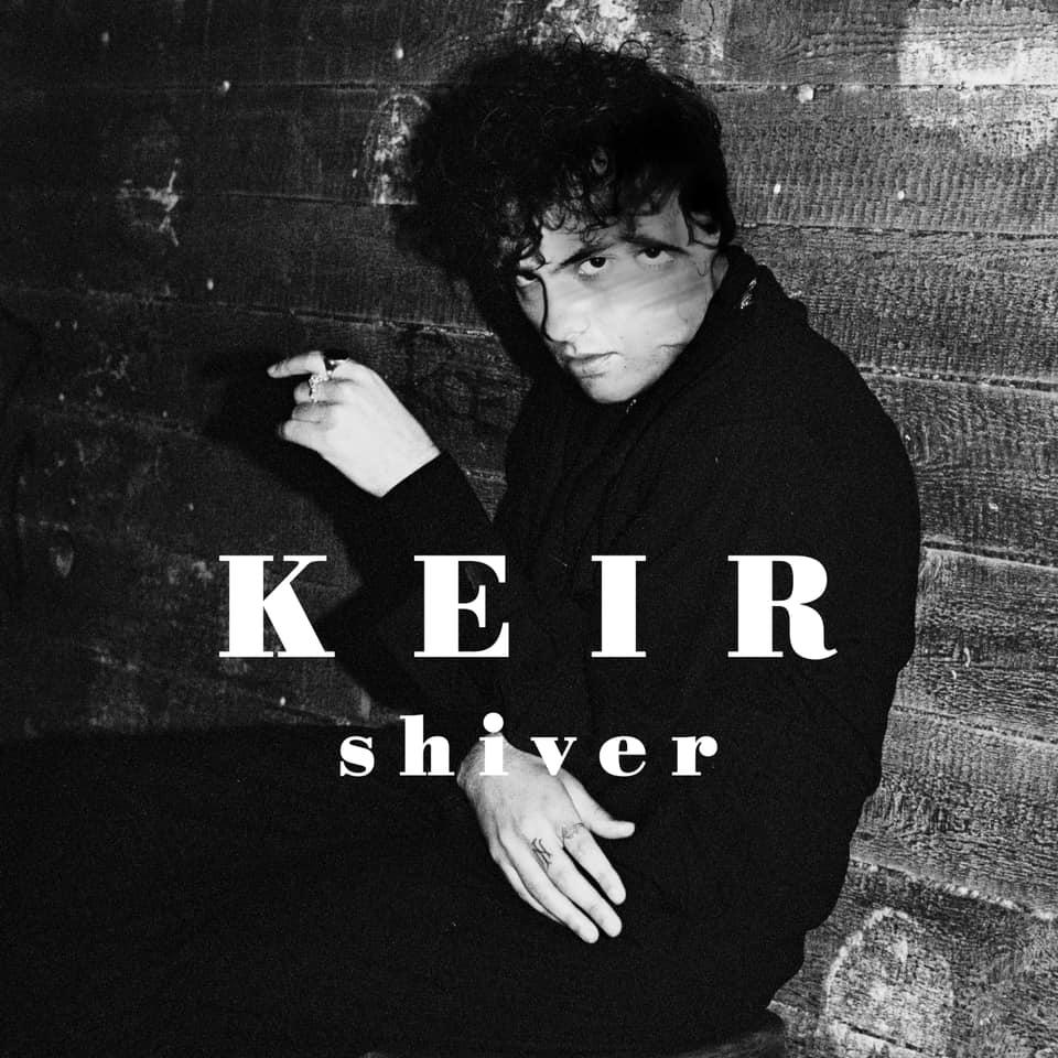 "Nieuwe single Keir – ""Shiver"""