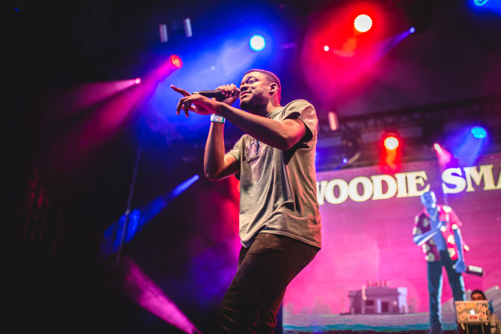"""Nieuwe single Woodie Smalls & Coely – """"Bad"""""""