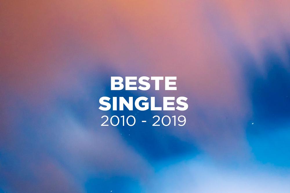De 300 beste internationale singles 2010 – 2019