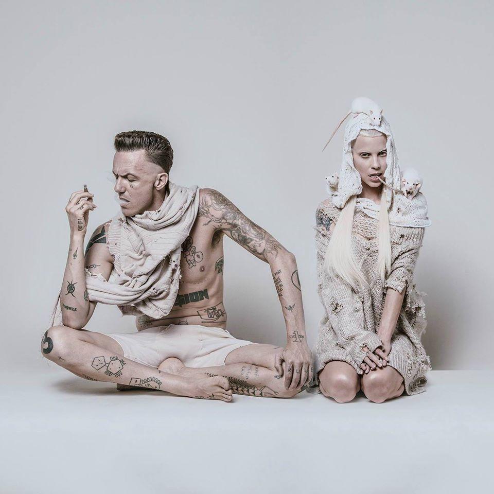 AB40 Die Antwoord @ Ancienne Belgique (AB): Decadentie op de Deca Dance