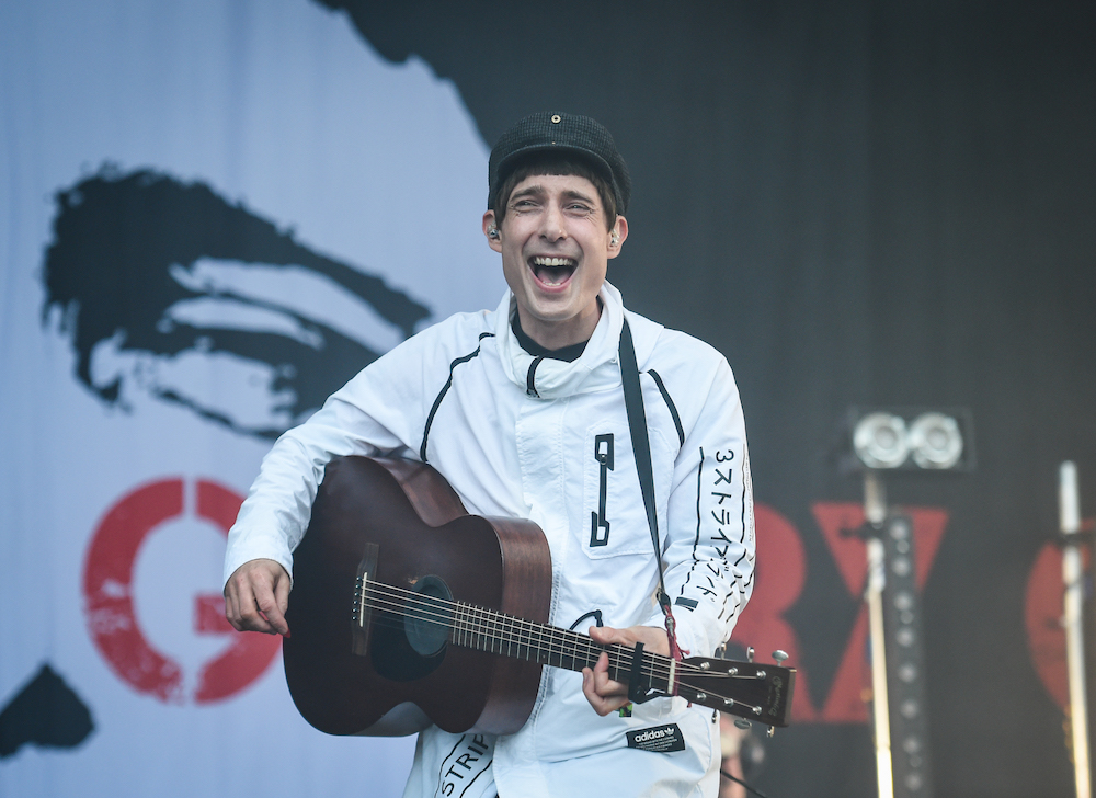 "Nieuwe single Gerry Cinnamon – ""The Bonny"""