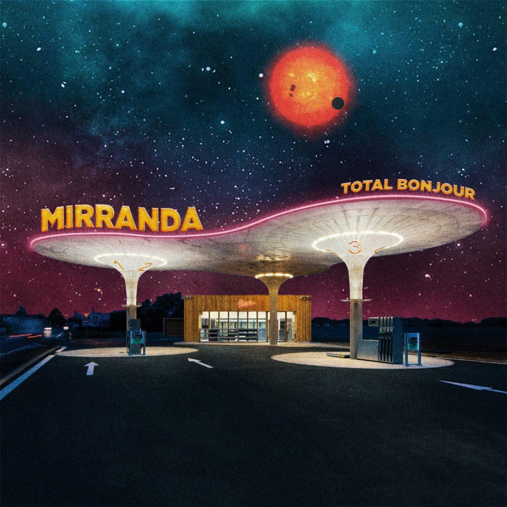MIRRANDA – Total Bonjour (★★★): Toegankelijke retropop met karakter