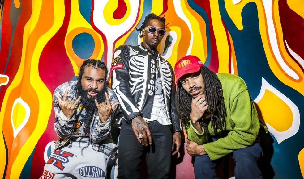 "Nieuwe single Flatbush Zombies – ""Monica"" feat Tech N9ne"