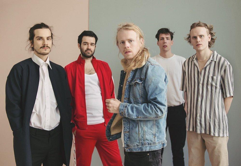 "Nieuwe single Kakkmaddafakka – ""Baby"""