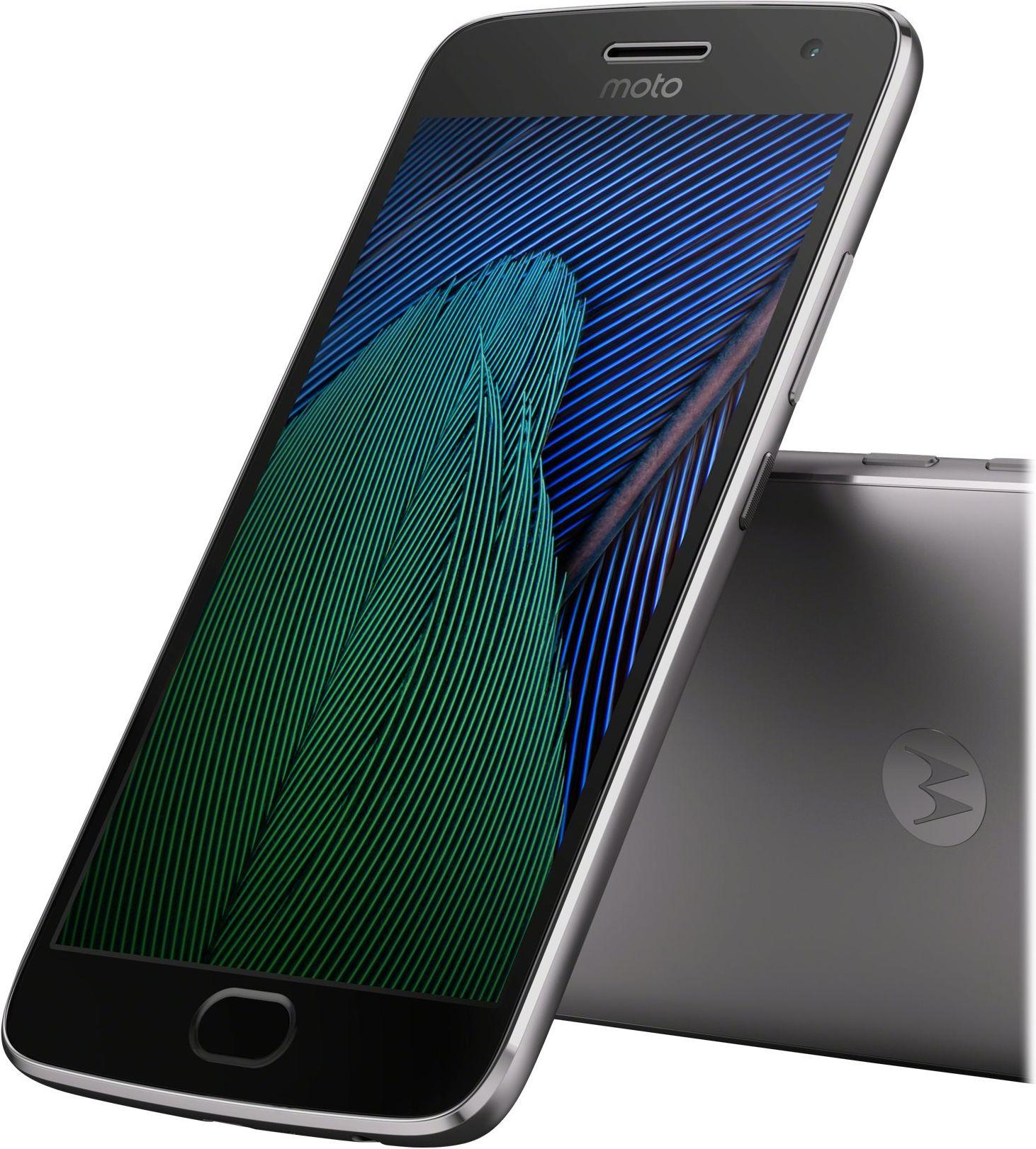 Motorola Moto G5 Plus Lunar Gray