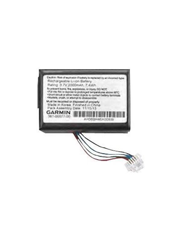Powerbank til Garmins GPS-receiver - 2000 mAh