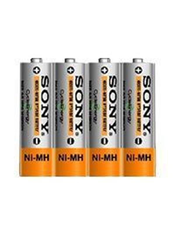 Genopladelige AA-batterier