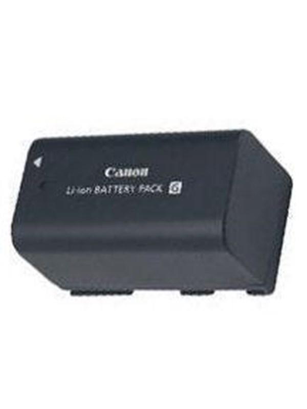 Genopladeligt batteri til Canon videokameraer