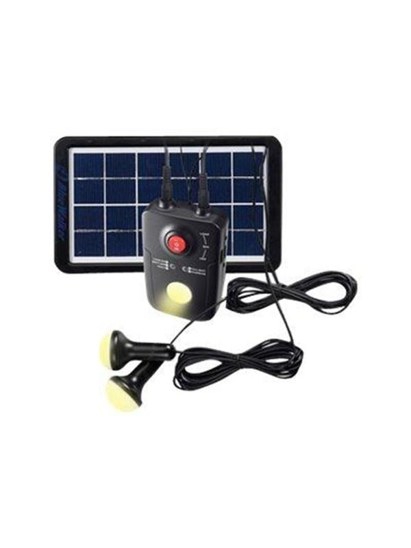 Solar PowerBank - 4400 mAh
