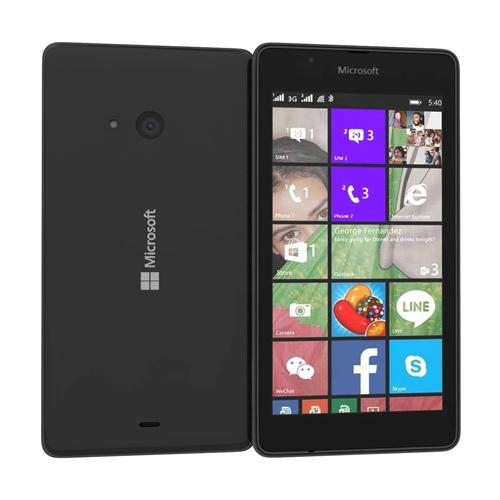 Lumia 540 - Dual SIM