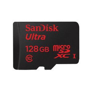 Sandisk microSD kort inkl. adapter